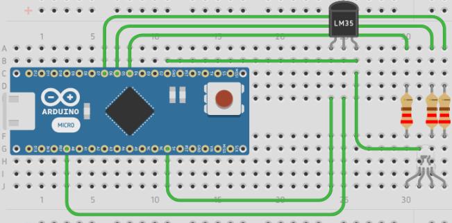 arduino tinkercad teste