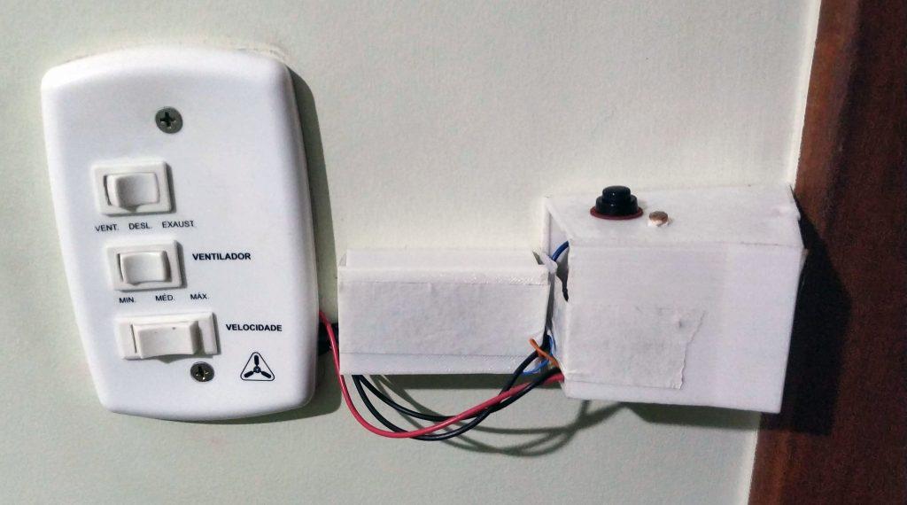 Montagem do Sistema Luz Automatica