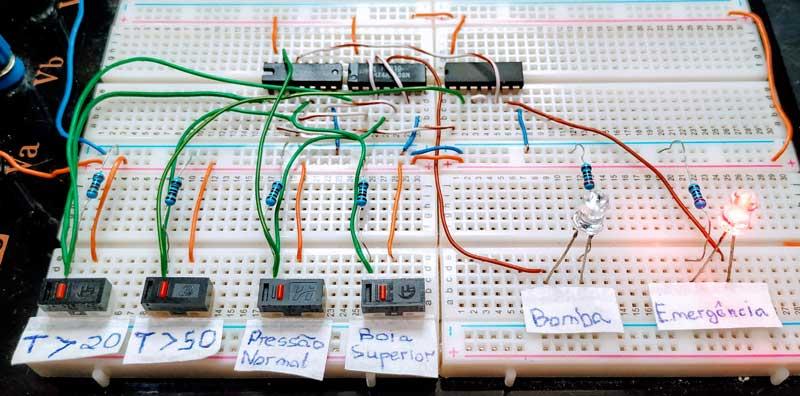 Sistema combinacional completo 2